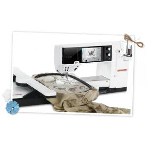 Bernina 830 inkl. Stickaggregat