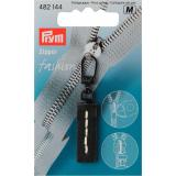 Prym Fashion-Zipper Leder schwarz